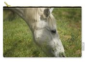 The White Mare  Carry-all Pouch