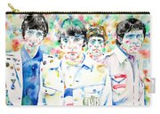 The Who - Watercolor Portrait Carry-all Pouch