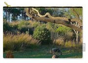 The Wildebeest Carry-all Pouch