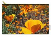 The Wildflowers Are Here And Spring Has Arrived Carry-all Pouch