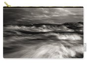 The Wind And The Sea Carry-all Pouch