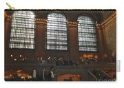 The Windows At Grand Central Terminal Carry-all Pouch