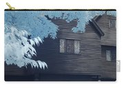The Witch House In Infrared Carry-all Pouch