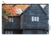 The Witch House Of Salem Carry-all Pouch