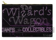 The Wizard's Wagon 2 Carry-all Pouch