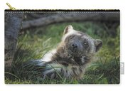 The Wolverine Skunk Bear Happy Face Carry-all Pouch
