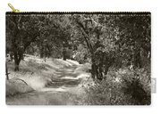 The Wooded Path Carry-all Pouch
