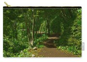 The Wooded Path... Carry-all Pouch