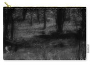 The Woods Are Lovely Dark And Deep Carry-all Pouch