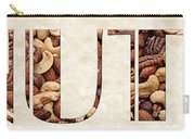 The Word Is Nuts Carry-all Pouch