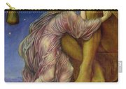 The Worship Of Mammon Carry-all Pouch by Evelyn De Morgan