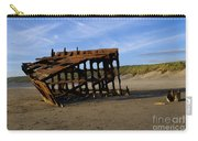 The Wreck Of The Peter Iredale - Oregon Carry-all Pouch