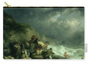 The Wreckers Carry-all Pouch by George Morland