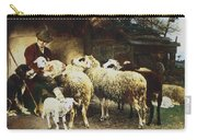 The Young Shepherd Carry-all Pouch