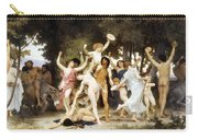 The Youth Of Bacchus Carry-all Pouch