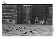 The Zocolo Mexico City Mexico 1970 Carry-all Pouch