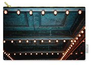 Theatre Lights Carry-all Pouch