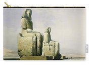 Thebes Carry-all Pouch by David Roberts