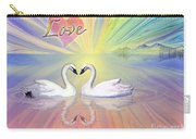 Themes Of The Heart-love Carry-all Pouch