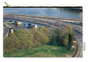 Theodore Roosevelt Bridge, Washington Carry-all Pouch