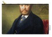 Theodore Roosevelt, Sr Carry-all Pouch
