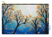 There Is Calmness In The Gentle Breeze Carry-all Pouch