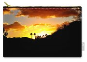 There's Gold In Them Thar Hills Carry-all Pouch