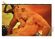 Theseus And The Minotaur Carry-all Pouch