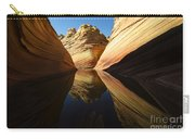 The Wave Reflected Beauty 1 Carry-all Pouch