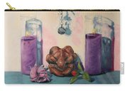 They Are Gone We Are Here Carry-all Pouch by Shelley Irish