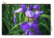 Colors Of Iris Carry-all Pouch