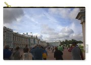 They Come To Catherine Palace - St. Petersburg - Russia Carry-all Pouch