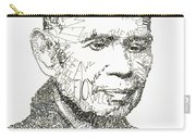 Thich Nhat Hanh Carry-all Pouch
