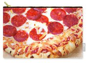 Thick Crust Peperoni Pizza Carry-all Pouch
