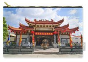 Thien Hau Temple A Taoist Temple In Chinatown Of Los Angeles. Carry-all Pouch