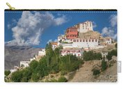 Thiksay Monastery Ladakh Jammu And Kashmir India Carry-all Pouch