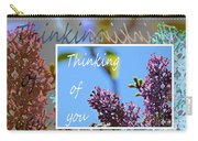 Thinking Of You 2 Carry-all Pouch