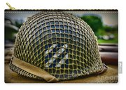 Third Infantry Division Helmet Carry-all Pouch