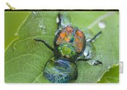 Thirsty Beetle Carry-all Pouch