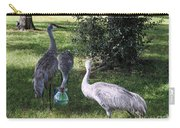 Thirsty Cranes Carry-all Pouch