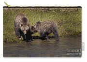 Thirsty Grizzlies  #3418 Carry-all Pouch