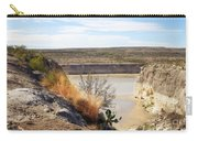 Thirsty Rio Grande Carry-all Pouch