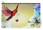 This Heart Of Mine Carry-all Pouch