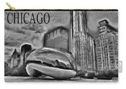 This Is Chicago Carry-all Pouch