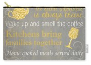 This Kitchen Is Seasoned With Love Carry-all Pouch