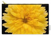 This Yellow Chrysanthemum Carry-all Pouch