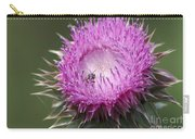 Thistle And The Bee Carry-all Pouch