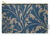 Thistle Design Carry-all Pouch