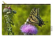 Thistle Do Just Fine Carry-all Pouch