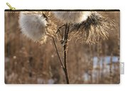 Thistle Fluff Carry-all Pouch